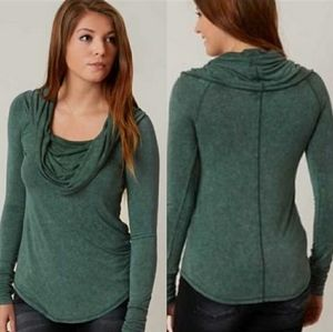 We The Free Cosmo Cowl Neck Size Large